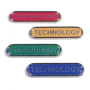 TECHNOLOGY badge